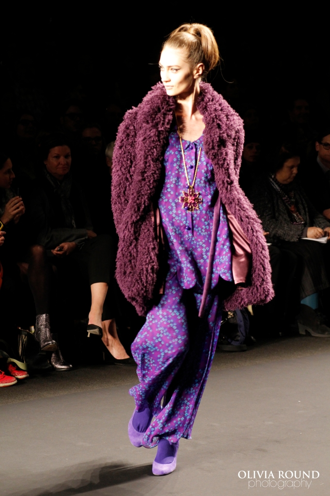 Anna Sui 2013 SPRING Collection