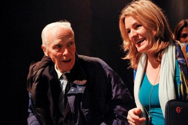 Bill Cunningham & Maggie Gould