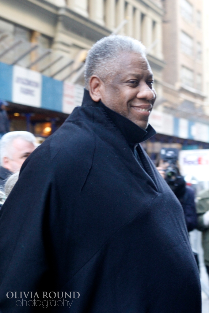 Andre Leon Talley 2013