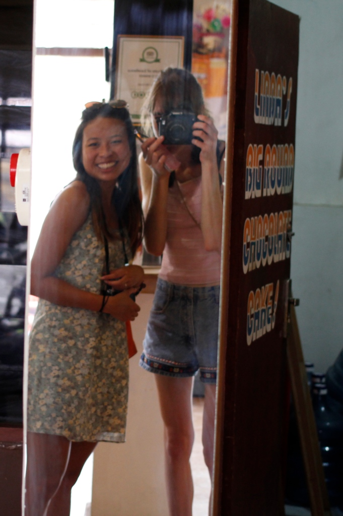 Selfies in Seniman!