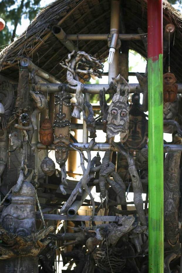 Indonesian artwork