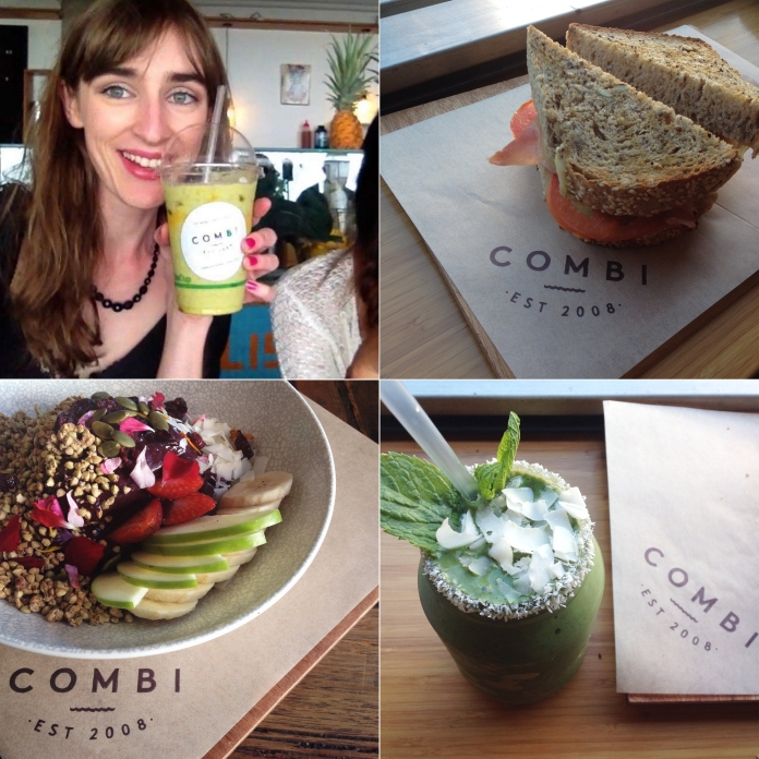 Combi – delicious food, but under par service... Read my full review on Zomato