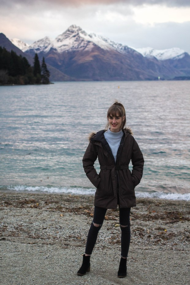 Just touched down in Queenstown!