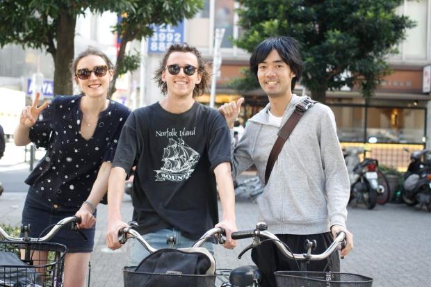 bikeriding