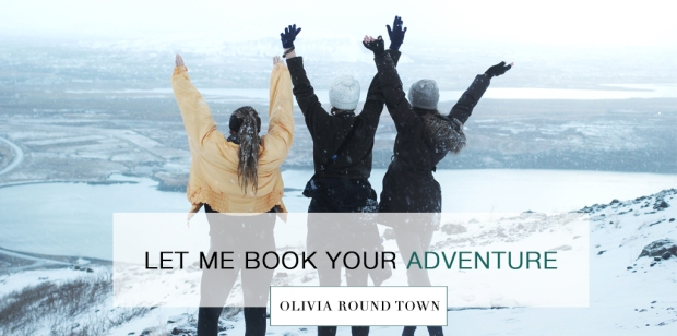 personal travel planner olivia round town